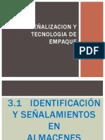 u.3  Señalizacion y tecnologia de empaque