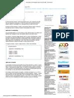 Visual Basic em Português_ Excel_ Dicas de VBA - Performance