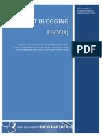 Guest Blogging eBook
