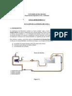 Guía de Laboratorio N°3. Ecuación de la Energía Mecánica