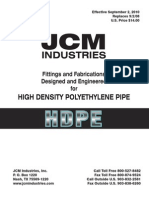 HDPE High Density Polyethylene Manual 9 2010 SFS