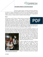 GVI Playa Del Carmen Monthly Achievements Report October 2013 (1)