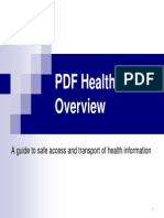 PDF Healthcare Overview