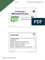 Interesante Pero Antiguo - Pasos Basicos en Excel