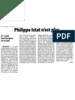 Décès Philippe Article Dernière Heure