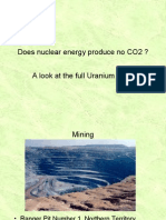 Does Nuclear Energy Produce No Co2