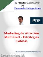 Marketing de Atracción Multinivel - Estrategias Exitosas