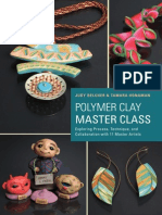 121705005 Tesselated Canes From Polymer Clay Master Class