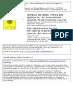 A-Priori-estimates for the Derivatives of Generalized Q-holomorphic Vectors (Crodel)