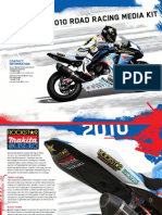 2010 Rockstar Makita Suzuki Road Racing Team Media Kit