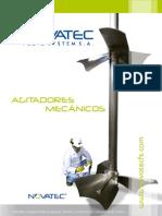 Novatec Agitadores Mecanicos Catalogo COLOMBIA
