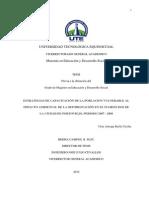 RM-030 ESTRATEGIAS DE CAPACITACIÓN DE LA POBLACION VULNERABLE DEFORESTACION FLORON.pdf