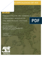 RM-070 Fragmentación del hábitat y corredores biológicos una bibliografía anotada.pdf