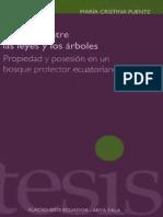 RM-074 Perdidos entre las leyes y los árboles propiedad y posesión en un bosque protector ecuatoriano.pdf