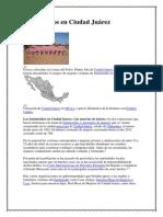 Feminicidios en Ciudad Juárez