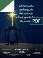 Entre Nous Dec 2013- Jan 2014