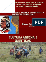 Cultura Andina y Su Importancia en La Identidad[1]