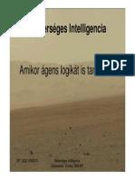 MI BSc 6 Logikus Agens 2012 Ea