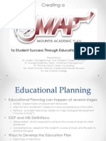 Creating a MAP to Student Success Through Educational Planning