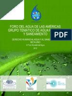 Protegiendo el Agua y sus Servicios Ecosistémicos