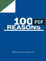100 Reasons Yale