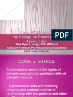 Code of Ethics and PPhA