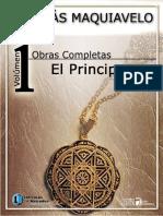 eBook - El Principe - Nicolas Maquiavelo