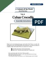 Crocodile Asse