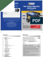 PC2800LR Generator Manual