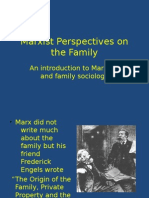 Marxist Perspectives on the FamilyDSFSDFSF
