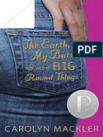 The Earth, My Butt, and Other Big Round Things - Chapter Sampler