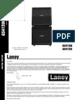 Laney GHS412IS Cabinet