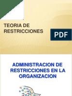Clase de Teoria de Restricciones Pura 2013
