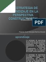 La Estrategia de Aprendizaje en La Perspectiva Constructivista
