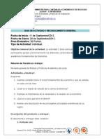 Actividades Fundamentos de Economía 2013 2