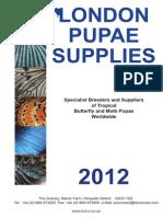 2012 Catalogue Mariposas