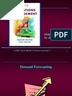 Demand Forecasting Karthi
