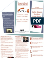 CPS Hotline Brochure