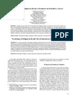 Psicologia da Religião no Brasil