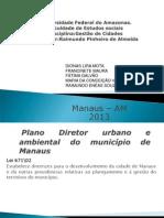 Plano Diretor(2013)