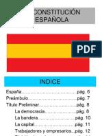 La Constitucion Espaniola Hecha Por Lola.