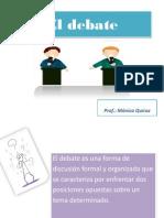Ppt Eldebate Mnicaquiroz PDF 120729163710 Phpapp01