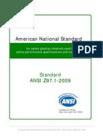 Previews-ANSI Z97!1!2009 Pre