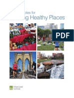 10 Principles for Building Healthy Places