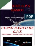 CURSO DE G.P.S.