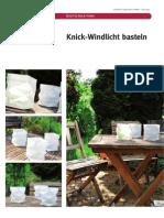 Bastelanleitung_ORIGAMI Kinick Windlicht