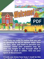 01 - Prayer Day 1