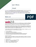 Web Juan Mera