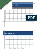 npc  choir calendar