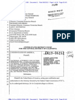 USA v National Attorney Collection Services NACS Archie Donovan FTC Complaint